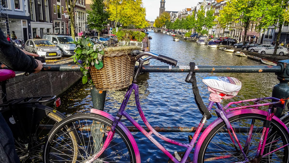 Amsterdam Bicycle Rent a Bike