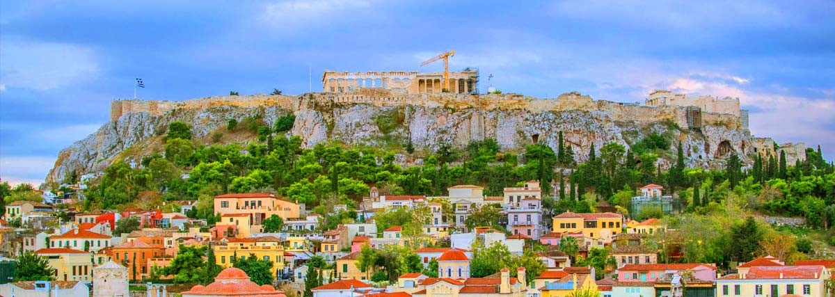 Athens, Greece – Our 4 day Video Travel Adventure